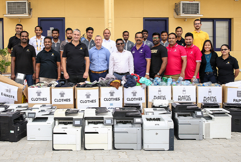 Emrill collaborates with Dubai chamber to reduce and recycle